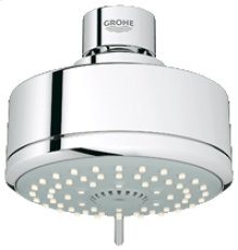 Chrome Shower head IV