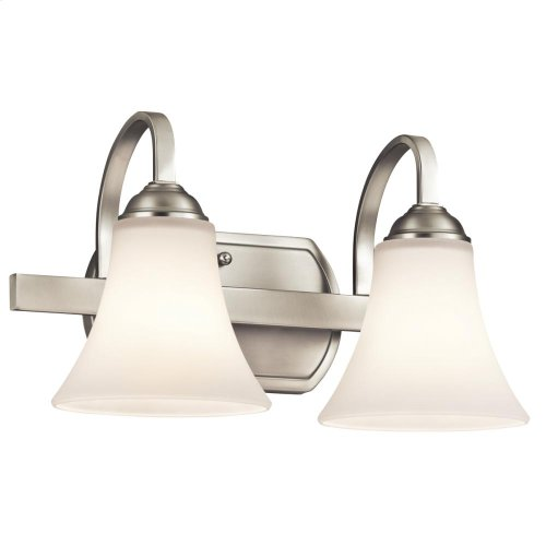Keiran Collection Keiran 2 Light Bath light NI