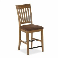 Slatted Gathering Height Chair (kd) Product Image