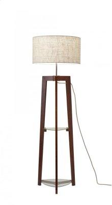 Henderson Shelf Floor Lamp