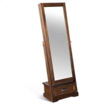Savannah Jewelry Cabinet w/ Sliding Door Product Image