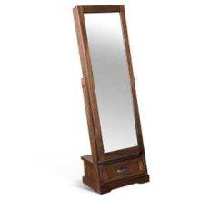 Savannah Jewelry Cabinet w/ Sliding Door