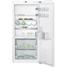 Fridge-freezer combination RT 222 102 with fresh cooling close to 0 °C fully integrated Niche width 56 cm, Niche height 122.5 cm