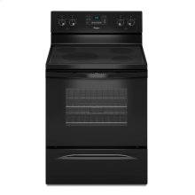 5.3 cu. ft. Capacity Electric Range with SteamClean