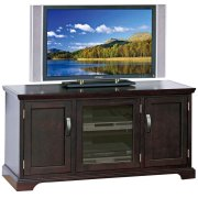 """Chocolate Bronze 50"""" TV Console #81350 Product Image"""