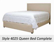 Graham Cream 4025QHB - 4025 Queen Headboard