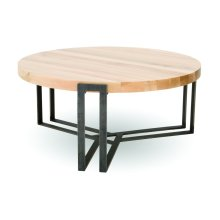 "Watson 42"" Round Cocktail Table"