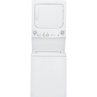 Electric Unitized Spacemaker 3.8 cuft White GE - GUD27ESMMWW