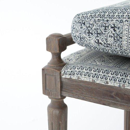 "80"" Size Lucille Batik Dining Bench"