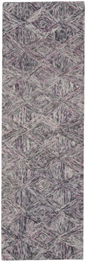 Interlock Itl01 Heather Runner 2'3'' X 7'6''