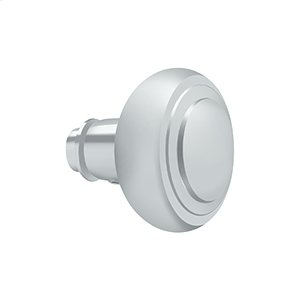 Accessory Knob for SDL688, Solid Brass - Polished Chrome