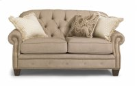 Champion Fabric Loveseat Product Image