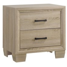 Vernon Transitional Nightstand