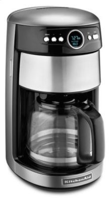 14 Cup Coffee Maker - Contour Silver