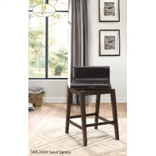 Swivel Counter Height Chair