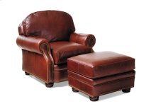 Evening Chair & Ottoman
