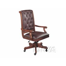 Bycast Chair w/Pneumatic Lift