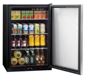GREAT DEAL... Frigidaire 138 12 oz. Can Capacity Beverage Center - SLIGHTLY USED - CUSTOMER RETURN FOR QUIETER MODEL - REVERSIBLE DOOR SWING - 6 MONTH FULL WARRANTY