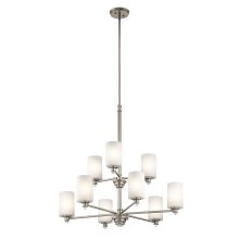 Joelson Collection Joelson 9 Light Chandelier NI