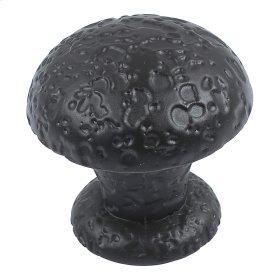 Olde World Knob 1 Inch - Aged Bronze