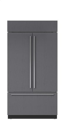 "42"" Built-In French Door Refrigerator/Freezer with Internal Dispenser - Panel Ready"