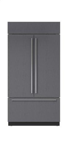 "42"" Built-In French Door Refrigerator/Freezer with Internal Dispenser - Panel Ready"