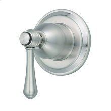Brushed Nickel Opulence® Volume Control or Diverter Valve Trim Kit