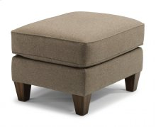 Haley Fabric Ottoman