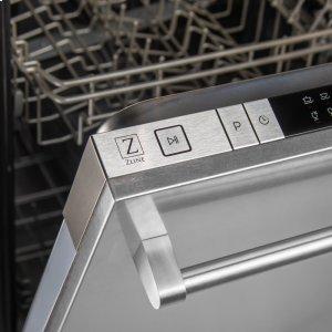 Zline KitchenSnow Stainless Steel Dishwasher