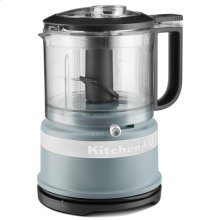 KitchenAid® 3.5 Cup Food Chopper - Matte Fog Blue