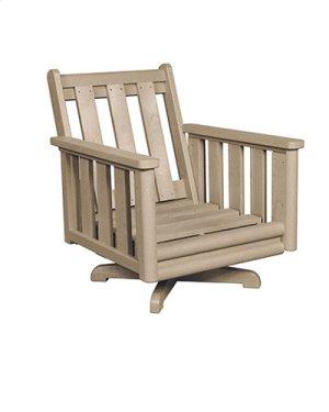 DSF144 Swivel Arm Chair