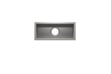 "UrbanEdge® 003617 - undermount stainless steel Bar sink , 18"" × 7"" × 6"""