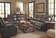 Palladum - Metal 6 Piece Living Room Set