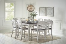 Orchard Park Counter Height Table With 4 Stools and Bench