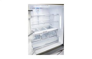 30 cu. ft. Super Capacity 3-Door French Door Refrigerator w/Door-in-Door®