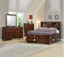 Ca King 4pc Set (KW.BED,NS,DR,MR)