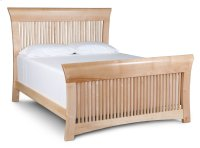 Loft Slat Bed, Queen Product Image