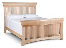 Loft Slat Bed, King