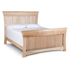 Loft Slat Bed, King
