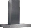 "30"" Stainless Steel Chimney Hood, 370 CFM Internal Blower Product Image"