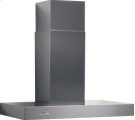 "30"" Stainless Steel Chimney Hood, 370 CFM Internal Blower Product Image"