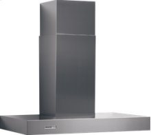 "30"" Stainless Steel Chimney Hood, 370 CFM Internal Blower"