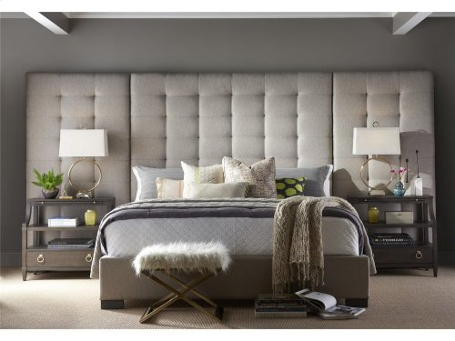 Camille Queen Bed