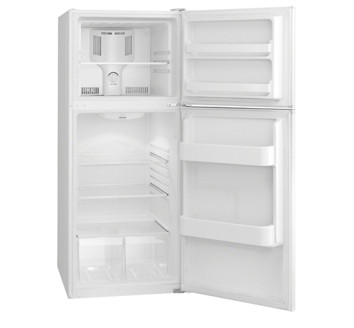 FFET1022QWFrigidaire 9.9 Cu. Ft. Top Freezer Apartment-Size ...