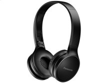 Bluetooth® On-Ear Headphones - RP-HF400B-K