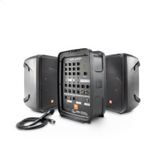 "JBL EON208P Portable 8"" 2-Way PA with Powered 8-Channel Mixer and Bluetooth®"