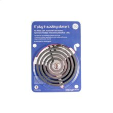 """6"""" Plug-In Cooking Element"""