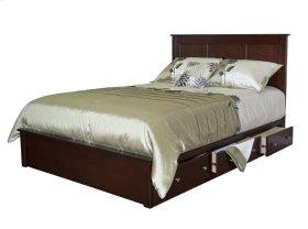 Bayview Queen Storage Bed