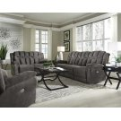 Fabric Rocker Reclining Loveseat (available in Leather) Product Image