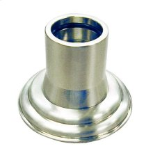 Shower Rod Flange - Brushed Nickel